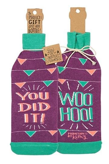 BOTTLE COVER YOU DID IT