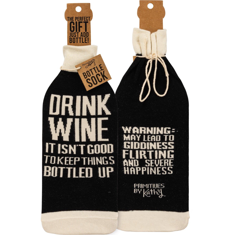 Bottled Up Bottle Cover