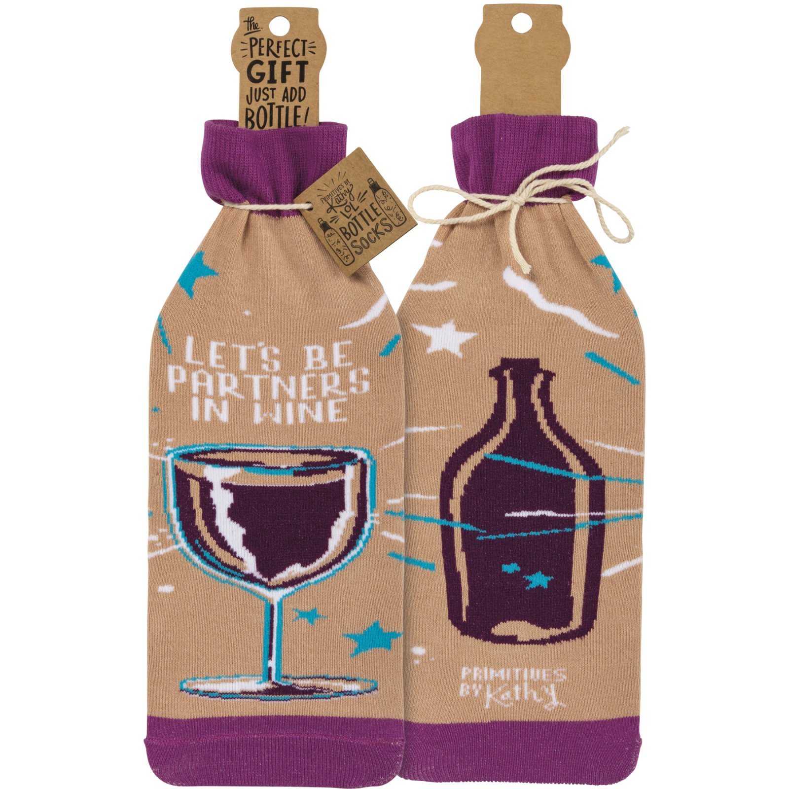Be Partners Bottle Cover