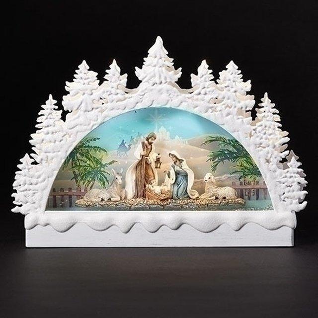 9 Nativity Arch