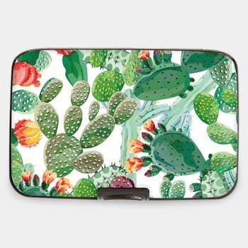 Cactus RFID Armored CC Wallet