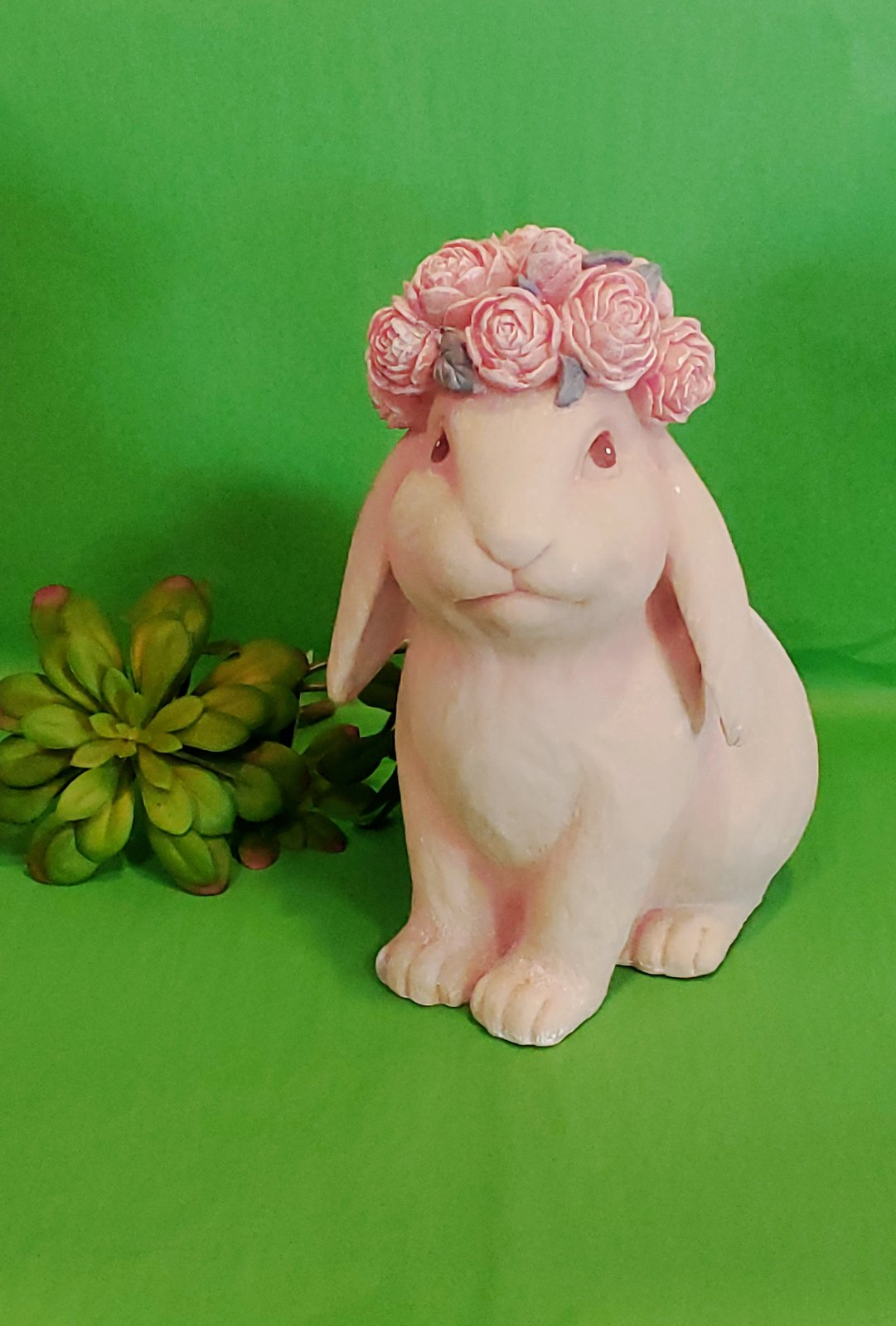 Garden Resin Bunny's