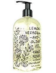 Lemon Verbena & Olive Oil Hand Soap for the Kitchen, 16 Ounce