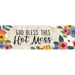 Message Bar Hot Mess