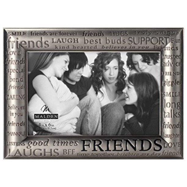 Friends Modern Word 4x6