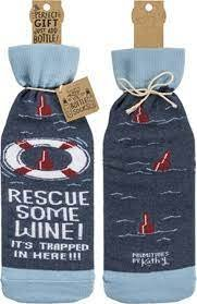 Rescue Bottle Cover