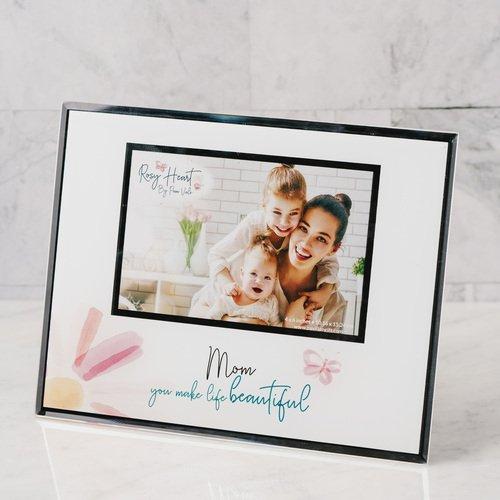 Mom - 9.25 x 7.25 Frame (Holds 6 x 4 Photo)