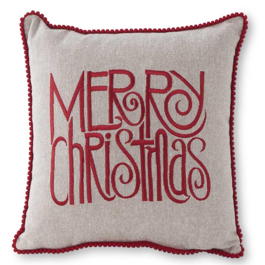 Merry Christmas Pillow 11