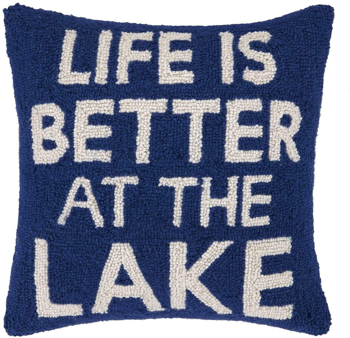 LIFE IS BETTER AT THE LAKE PILO