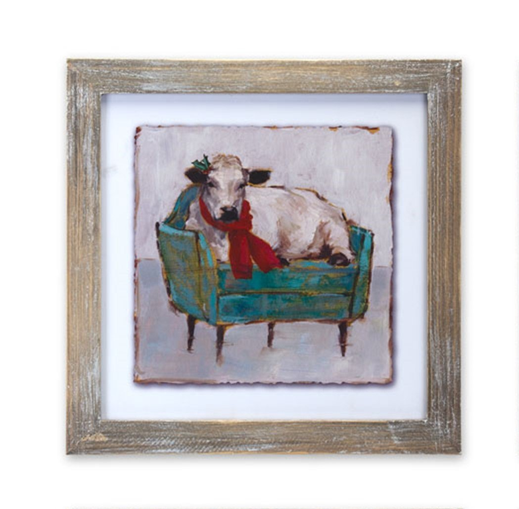Cows and Chair Prints
