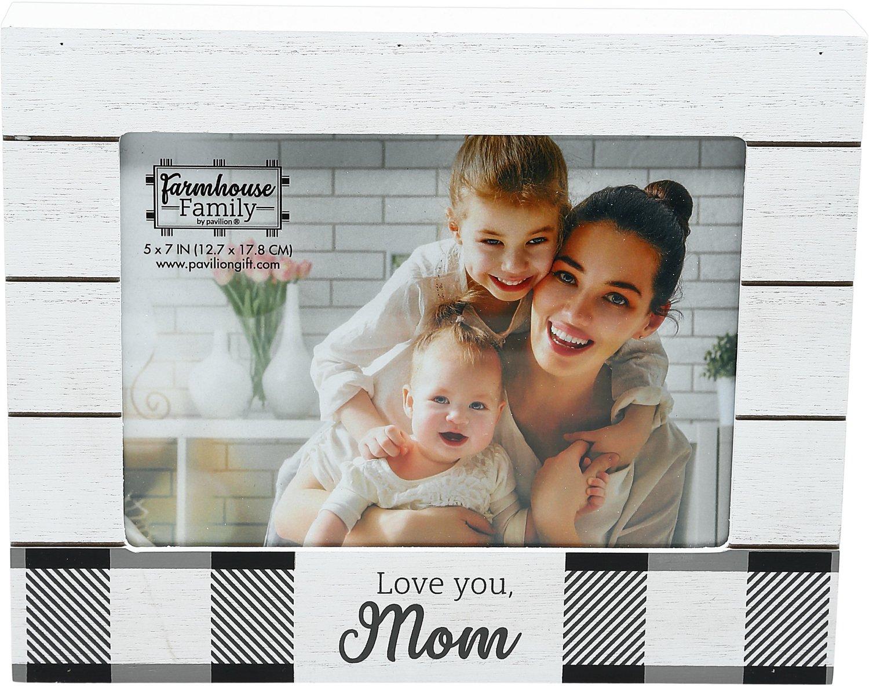 Mom - 9 x 7.25 Frame (Holds 7 x 5 Photo)