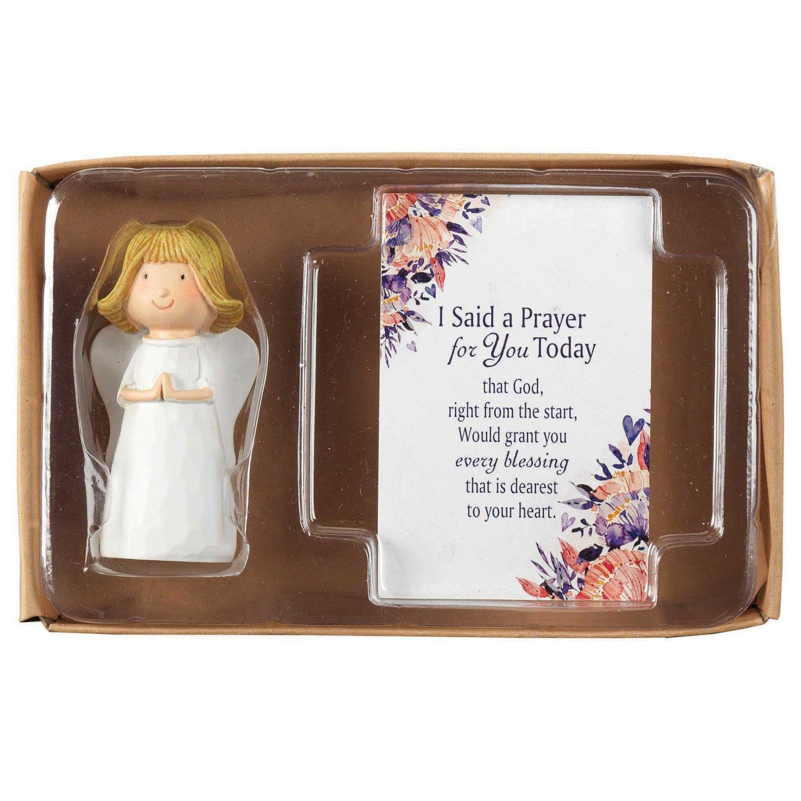 Angel Pray/ Crd I Said Prayer Rsn 2.5