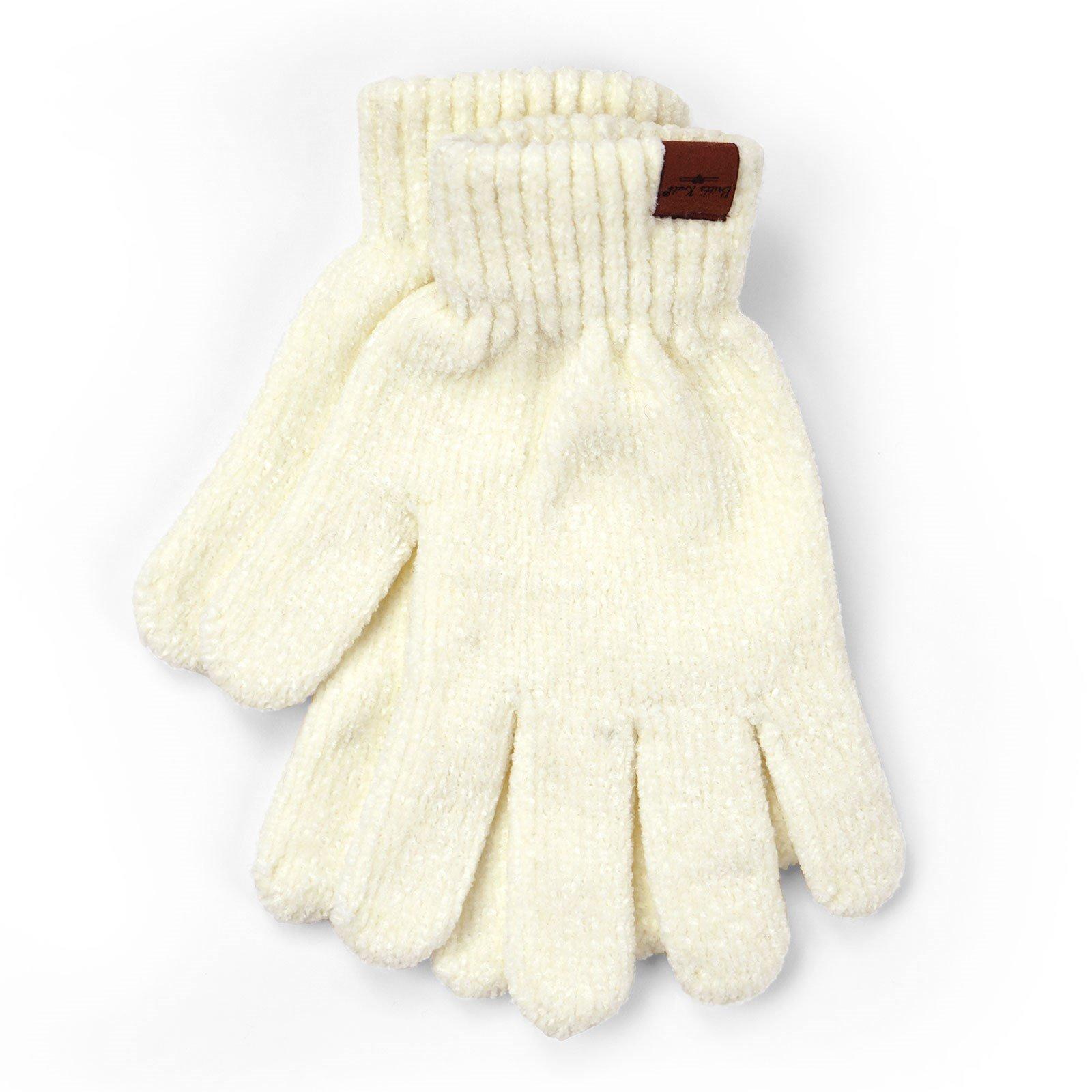 Britt's Knits Beyond Soft Chenille Gloves