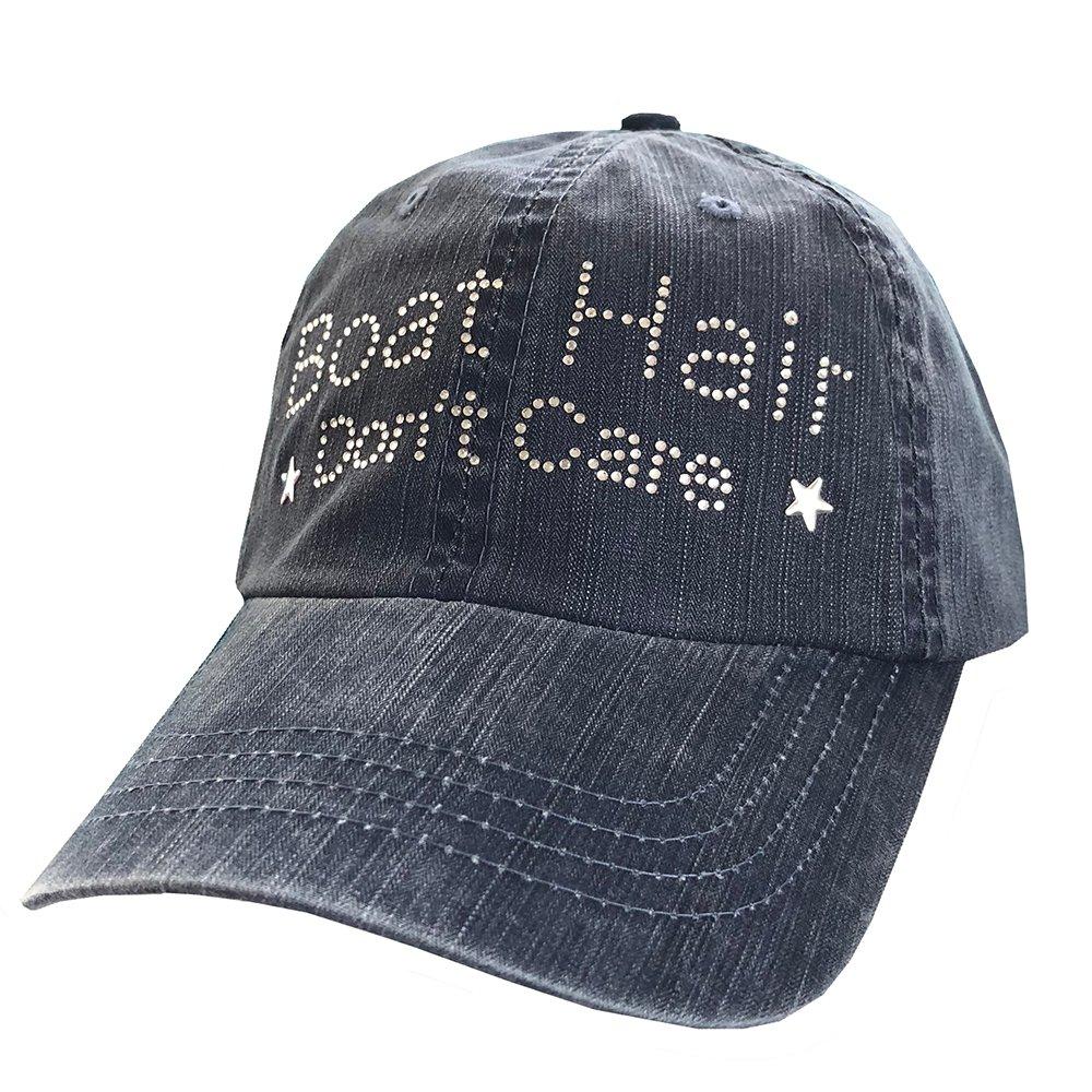 Boat Hair Don't Care Denim Mesh