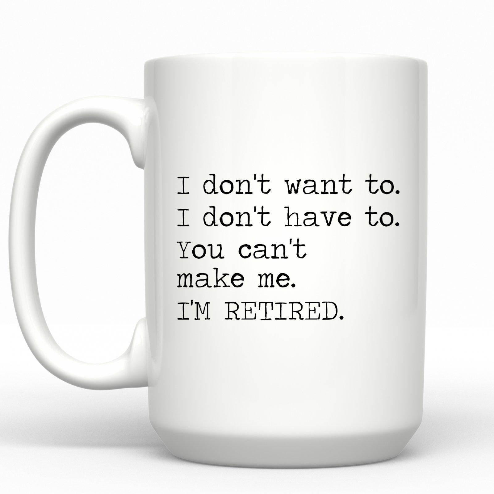I don't Want to Mug