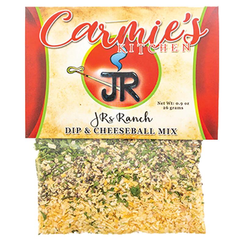 JR's Ranch Dip and Cheeseball Mix