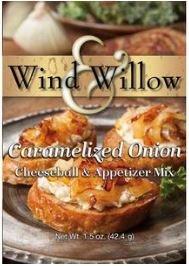 Caramelized Onion Cheeseball/Appetizer  Mix