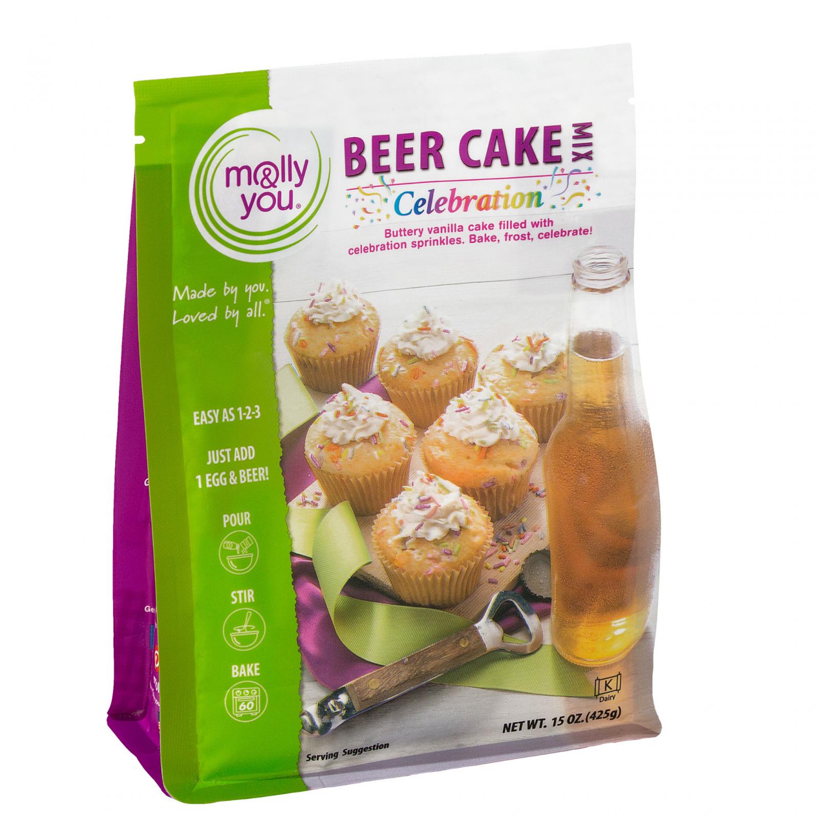 Celebration Beer Cake Mix