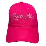 Glam Ma Cap - Hot Pink
