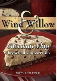 CHOCOLATE CHIP CHEESEBALL & DESSERT MIX