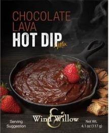 Hot Choc. Lava Dip Mix