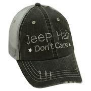 Jeep Hair Don't Care Camo