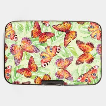 Butterfly Armored Wallet