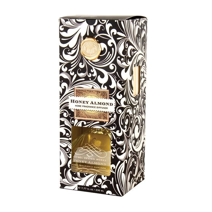 Honey Almond Home Fragance Diffuser