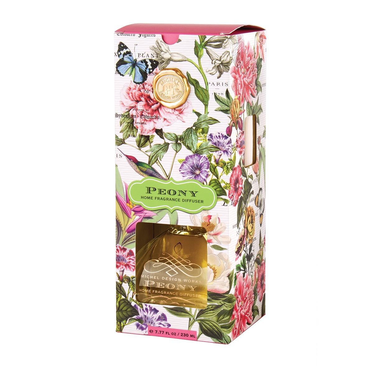 Peony Home Fragrance Diffuser