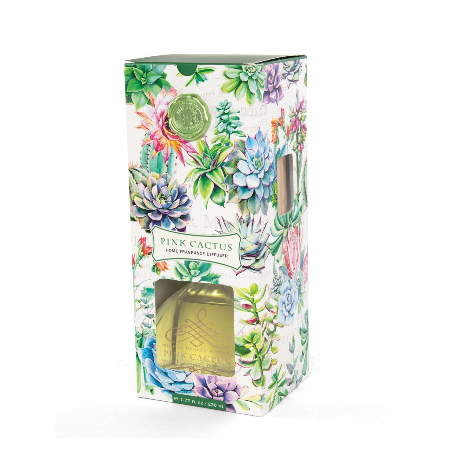Pink Cactus Home Fragrance Diffuser
