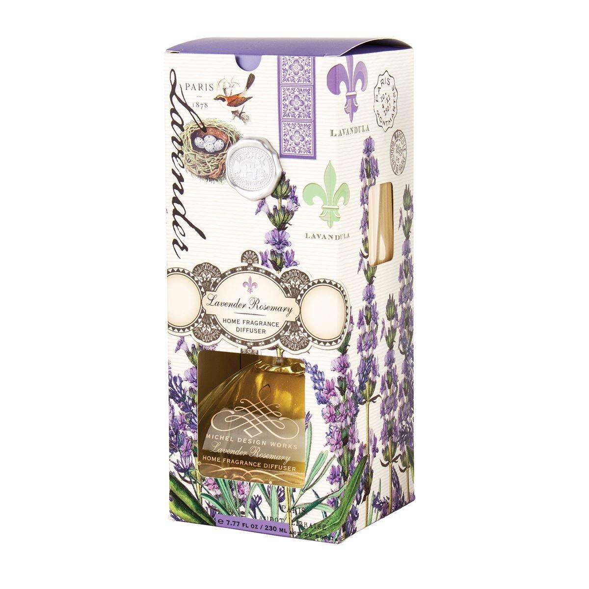 Lavender Rosemary Home Fragrance Diffuser