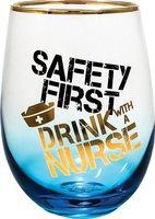 NURSE STEMLESS GLASS