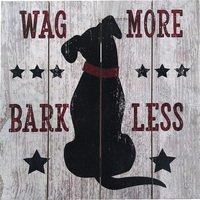 Dog Wood Sign