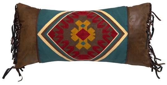 Old West Diamonds Pillow
