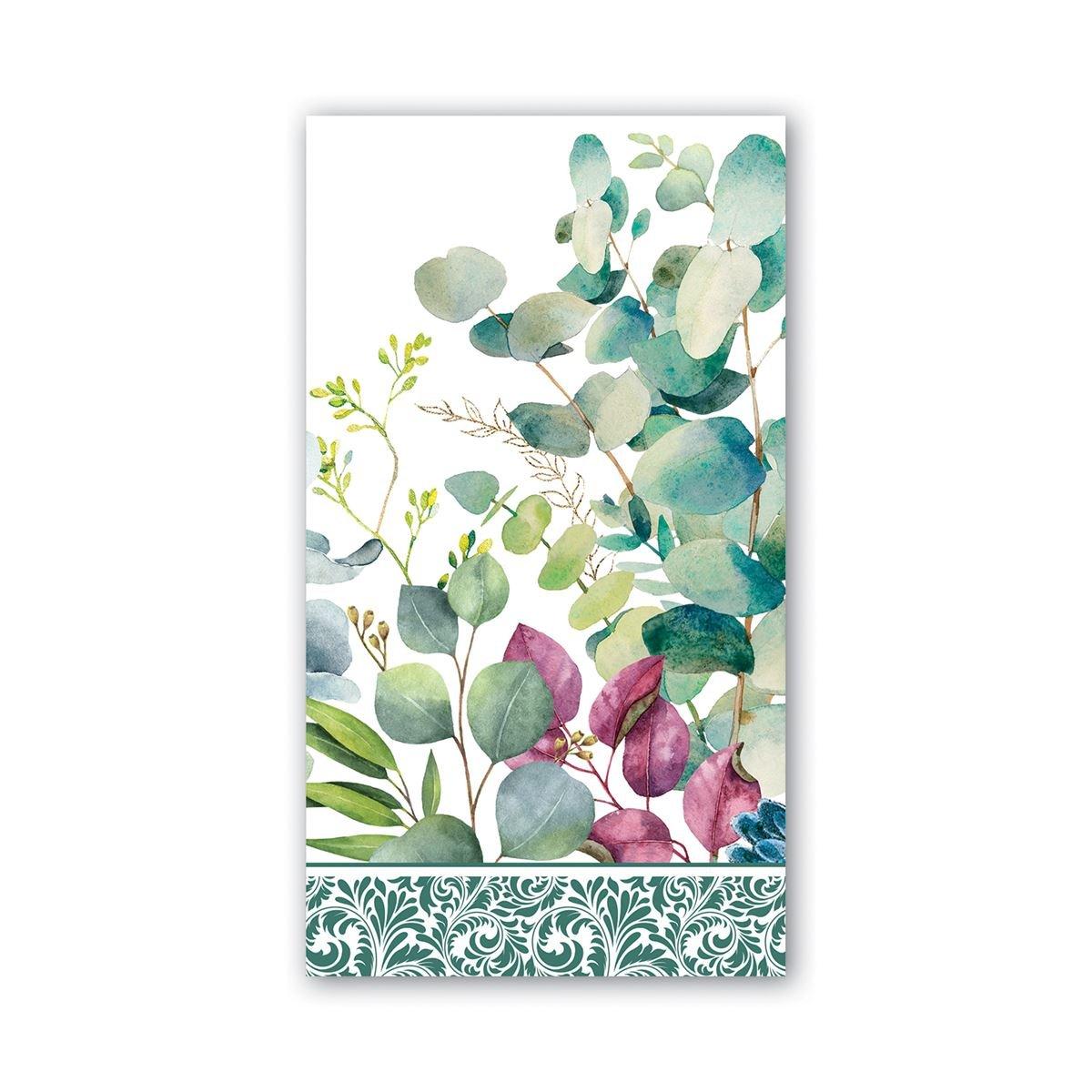 Eucalyptus & Mint Hostess Napkin