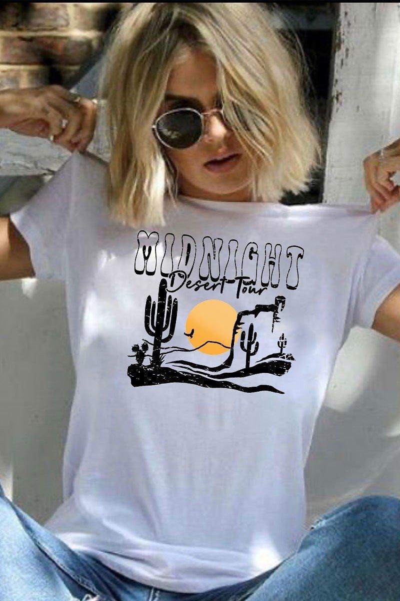Midnight Desert T - Shirt