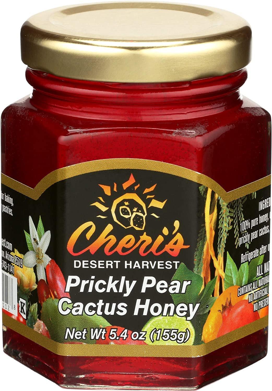 PRICKLY PEAR CACTUS HONEY 5 OZ