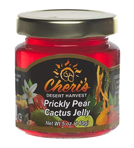 Prickly Pear Cactus Jelly 5oz