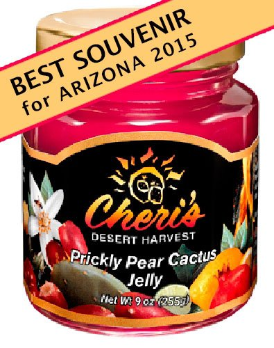 Prickly Pear Cactus Jelly 9oz