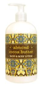 Almond Cocoa Butter 16oz Lotion
