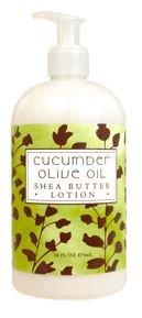 Cucumber Olive  16oz Lotion