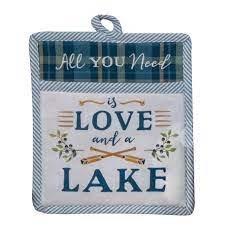 Lakeside Retreat Pkt Mitt