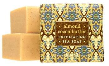 1.9oz SOAP ALMOND COCOA BUTTER