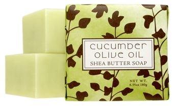 Cucumber Olive Oil 6oz Soa