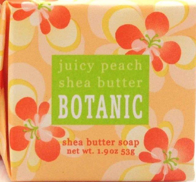 JUICY PEACH 1.9oz SOAP
