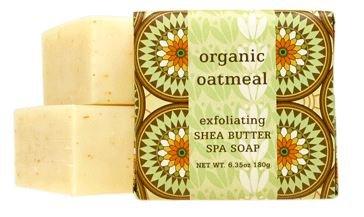 Organic Oatmeal 6oz Soap