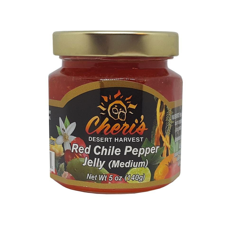 Red Chile Pepper jelly 5oz