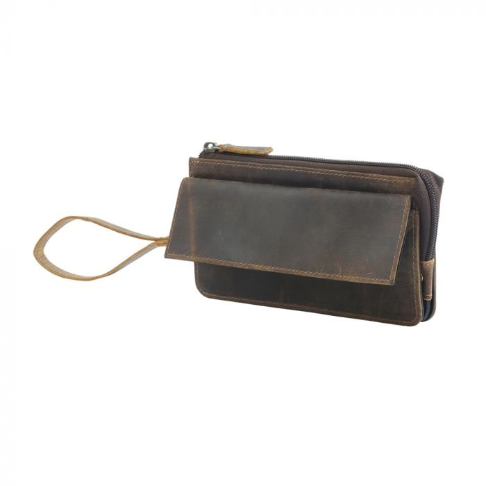 Perfect Tan Leather Wallet