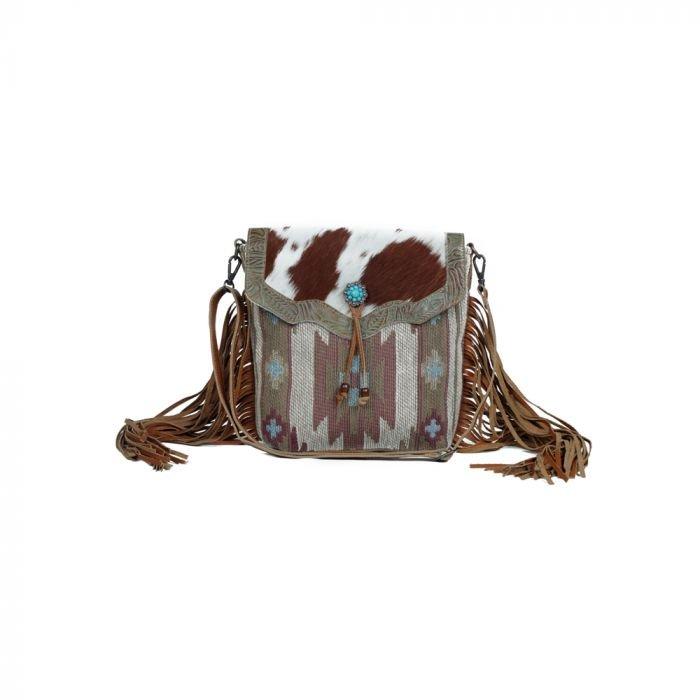 Serene Brown Shoulder Bag