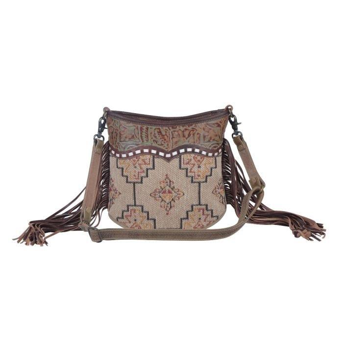 Misty Brown Shoulder Bag